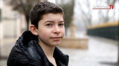 À 11 ans, les médecins lui prédisaient un avenir difficile, mais Haka, diabétique, s'est lancé un incroyable défi