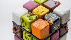 Ça pourrait ressembler à un Rubik's Cube, mais c'est bien plus délicieux que ça