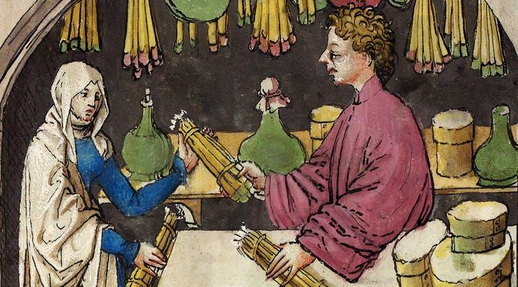 Pouvait-on faire un burn out au Moyen Âge?