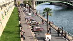 Voies sur berges à Paris: Hidalgo a signé un nouvel arrêté de piétonnisation, mais affirme qu'elle pourrait «un jour» revenir aux automobiles