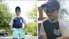 Ce garçon de 11 ans est né avec une forme extrêmement rare de nanisme – il n'y a que 5 cas confirmés aux États-Unis