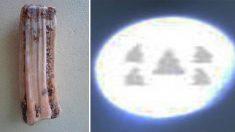 Une dent de Bouddha contient de la matière d'un autre monde. Un expert révèle une image en gros plan, qui est surréaliste