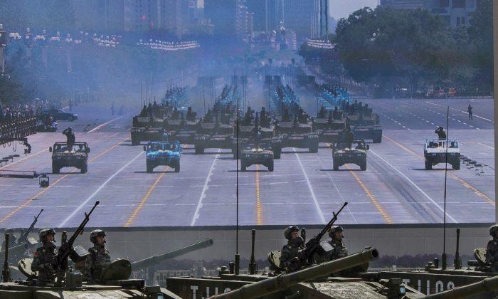 La Chine utilise la technologie privée américaine pour faire progresser son secteur militaire