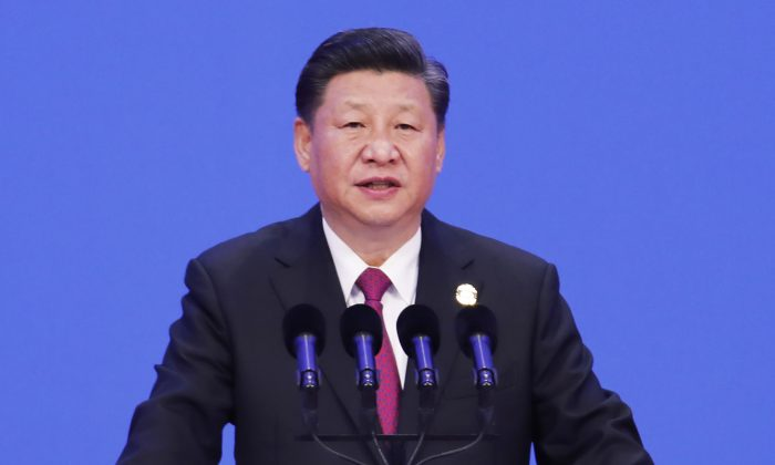 Le dirigeant chinois semble céder à la pression commerciale américaine