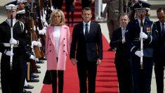 Macron et Trump planteront ensemble un chêne avant des discussions délicates