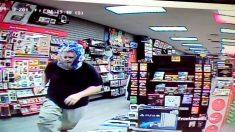 La police identifie un suspect déguisé suite à une tentative de cambriolage