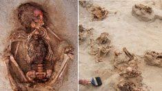 Pérou: Le plus grand site de sacrifice de masse d'enfants vient d'être découvert