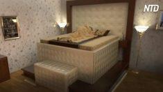 Ce lit prototype protège les personnes contre un tremblement de terre - il abrite immédiatement ses occupants