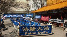 La liberté de penser de 300 millions de Chinois célébrée à Montréal