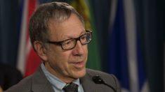 L'ancien ministre de la Justice du Canada demande la libération d'une citoyenne canadienne détenue en Chine