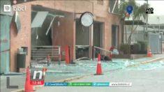 Une vidéo capte le déploiement des services d'urgence suite à une explosion dans un hôpital au Chili