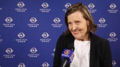 La représentante de Religions pour la Paix auprès de l'UNESCO à propos de Shen Yun: «J'ai senti une sorte de sérénité, de l'espérance, du bonheur et de la joie»