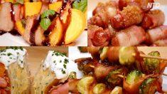 7 façons d'apprêter le bacon