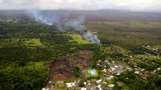 Hawaï: évacuations par hélicoptère après une nouvelle coulée de lave