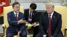 Trump demande à la Chine de maintenir des contrôles stricts à sa frontière avec la Corée du Nord