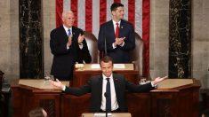 Emmanuel Macron renforce sa position après sa visite à Washington