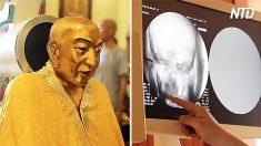 Cet ancien moine a été momifié il y a 1 000 ans - Vous ne croirez pas à quoi ressemble son cerveau