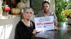 Abattoirs: Brigitte Bardot et Rémi Gaillard interpellent en duo le gouvernement