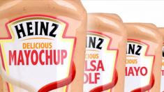En manque d'imagination, Heinz lance la Mayochup