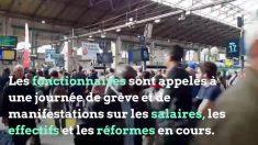 Grève des fonctionnaires: ce qui vous attend ce mardi