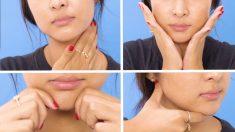 3 techniques simples pour vous débarrasser de votre double menton