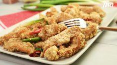 Cette délicieuse recette de poulet frit utilise 11 herbes et épices, mais elles ne sont pas un secret