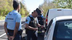 Contrôlé en excès de vitesse, il sauve une amie du suicide avec l'aide des gendarmes