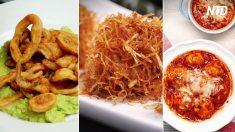 3 façons d'apprêter les fruits de mer!