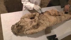 Ces tombes anciennes ont été récemment pénétrées et pourraient sauver le secteur du tourisme égyptien
