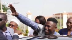 De retour au Mali, Mamoudou Gassama est accueilli en héros