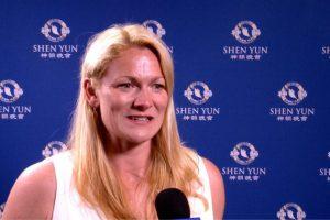 Shen Yun est «différent de tout ce que j'ai vu auparavant»