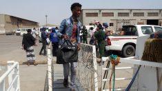 Agacé, le président italien invite la France à tenir ses promesses et à accueillir 9 000 migrants réfugiés en Italie