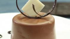 Gâteaux-mousse au chocolat