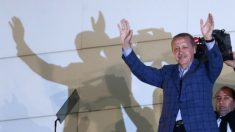 Turquie: Erdogan revendique la victoire aux élections