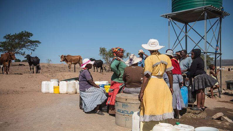Crise de l'eau en Afrique du Sud: levée de l'état de catastrophe naturelle