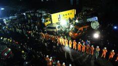 Onze morts, 25 personnes piégées par une explosion dans une mine en Chine (média)