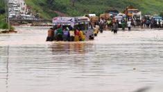 Côte d'Ivoire : 15 morts à Abidjan après des pluies torrentielles