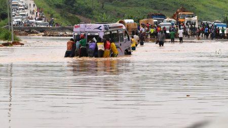 Côte d'Ivoire: 15 morts à Abidjan après des pluies torrentielles