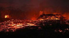 Les coulées du Volcan de Feu bien plus rapides que celles de lave (géologue)