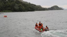 Naufrage en Indonésie: trois interpellations dont le capitaine du bateau