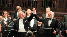 Mort du chef d'orchestre russe Guennadi Rojdestvenski