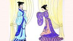 Le roi Zhuang est devenu puissant grâce à une dame de caractère noble