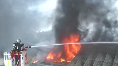 Landes: un grand-père sauve une classe d'école primaire dans une école en feu