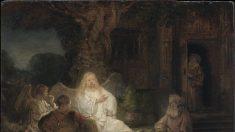 Rembrandt : voir et croire