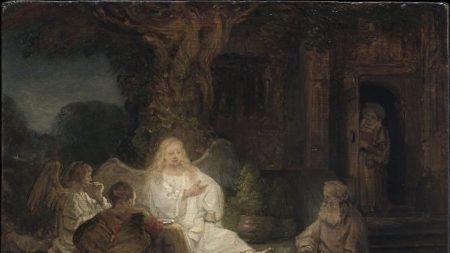 Rembrandt: voir et croire