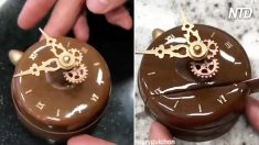 Ce chef pâtissier prend Las Vegas d'assaut. Ses desserts signature sont à tomber!