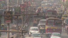 New Delhi suffoque dans une pollution dangereuse et palpable