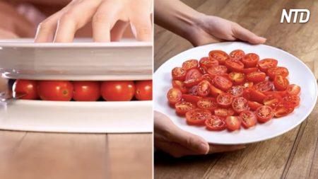 Si vous avez des difficultés à couper et hacher vos aliments – ces 5 astuces vous faciliteront la vie