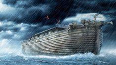 Des archéologues découvrent les vestiges de l'Arche de Noé et confirment que le Déluge a bel et bien existé