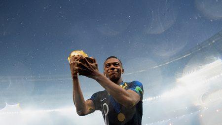 Blessure: Mbappé a joué ses deux derniers matchs avec trois vertèbres bloquées